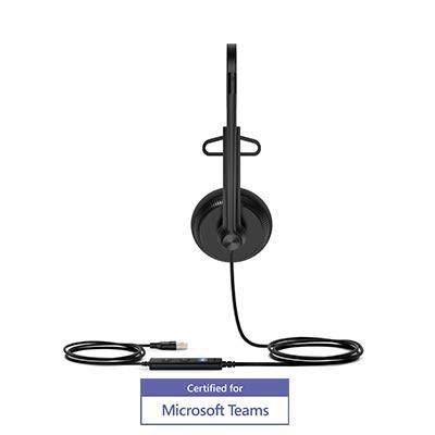 Yealink On-Ear USB Mono Headset