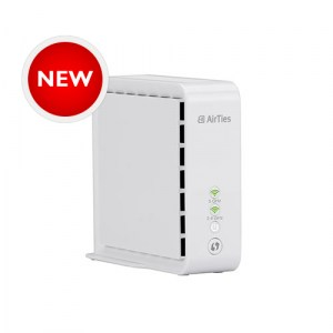 AIR-4930-1 | AirTies Wireless Mesh Extender - Right