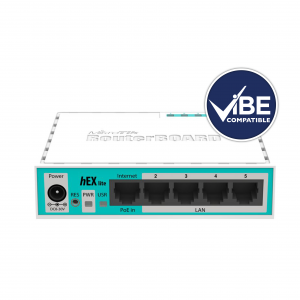 RB750R2 | Mikrotik Router - ViBE Compatible