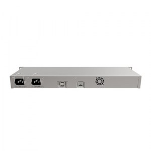 RB1100AHX4 | MikroTik Rack Mount Gigabit Router Back