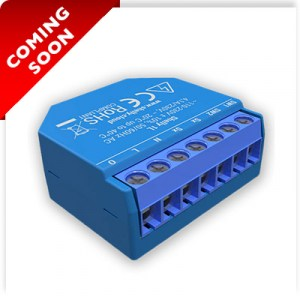 Shelly 1L | Shelly Smart Wi-Fi Relay (4.1A x 1 Channel)