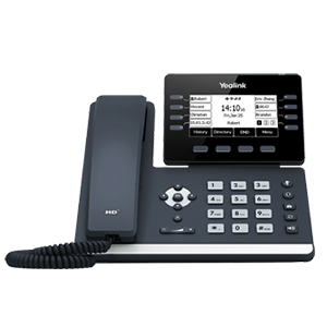 SIP-T53W | Yealink Dual-Band Wi-Fi Phone - Front