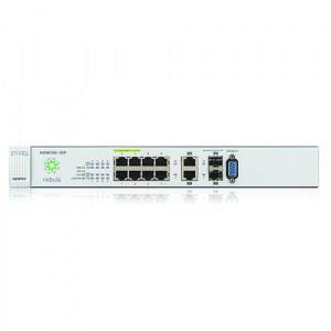NSW100-10P  |  Zyxel Nebula Cloud Managed Switch