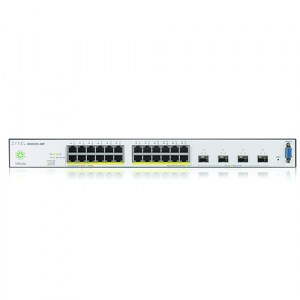 NSW200-28P |  Nebula Cloud Managed Switch