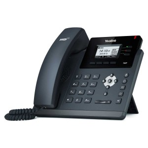 SIP T40P | Yealink Entry level IP Phone (with PoE)