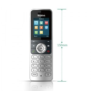W53P | Yealink Mid-Range IP DECT Phone & Base