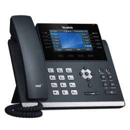 Yealink Gigabit IP Phone with Dual USB Ports and 4.3
