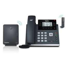 Yealink W41P DECT IP Desk Phone