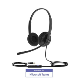 Yealink On-Ear USB Stereo Headset