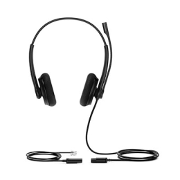 Yealink RJ-9 Duo Wired Headset